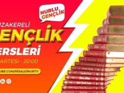 Müzakereli Gençlik Dersleri-7 • Sebahattin Yaşar, Mustafa Gönüllü, M. Furkan Akbaş•Hastalar Risalesi